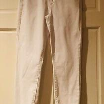 White Gap Denim Curvy True Skinny Jeans 29 Regular Photo