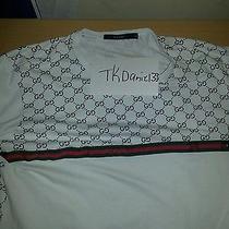 White Gucci Shirt Large Photo