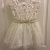White Guess Dress Photo