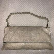 White Hobo International Handbag Purse Photo