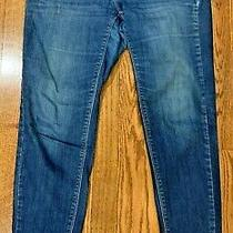 White House Black Market Women's Girlfriend Size 4 Denim Jeans Photo
