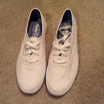 White Keds Size 8 Photo