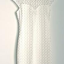 White Lace Dress Short White Dress Off White Dress - Forever 21 Photo