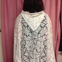 White Lace Fantasy Cloak Photo