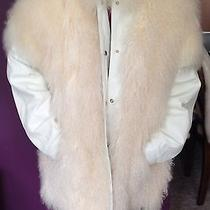 White Lamb Jacket  Photo