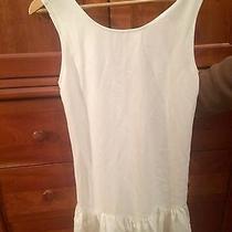 White Lulu's Dress Photo
