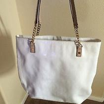 White Michael Kors Handbag Photo