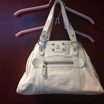 White Patent Leather Fendi Handbag Photo
