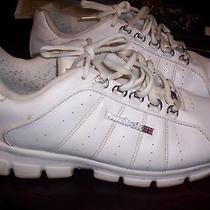 White Reebok Low Top Sneaker Mens Sz 9 Photo