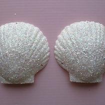 White Seashell Bra Custom Order for Lulu Photo