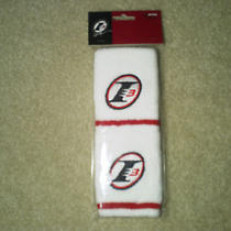 White Wrist Bands Reebok One Size Fits All Photo