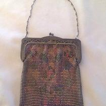 Whiting and Davis Antique Mesh Bag Photo