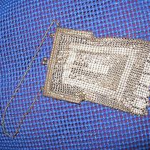 Whiting and Davis Antique Metal Mesh Purse Photo