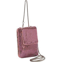 Whiting and Davis Cell Phone Case Wallet - Pink Photo