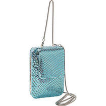 Whiting and Davis Cell Phone Case Wallet - Turquoise Photo