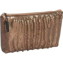 Whiting and Davis Classic Soft Shirred Clutch Ifs000175906 Photo