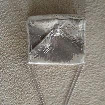 Whiting and Davis co.silver Mesh Evening Bag or Purse Photo