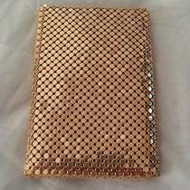 Whiting and Davis Gold Mesh Wallet/card Holder With Whiting Davis Liner Photo