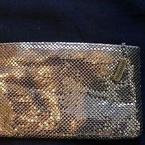 Whiting and Davis Gold Purse  Photo