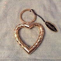 Whiting and Davis  Heart   Keychain. Photo