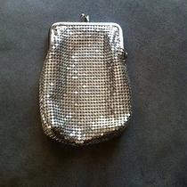 Whiting and Davis Mesh Cigarette/cell Phone Holder Photo