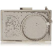 Whiting and Davis Metal Mesh Scale Bracelet Evening Bag Ifs000131776 Photo