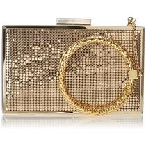 Whiting and Davis Metal Mesh Scale Mai Bracelet Evening Bag Ifs000140470 Photo