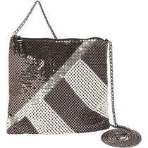 Whiting and Davis Mixed Mesh Dance Bag Ifs000175932 Photo