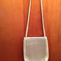 Whiting and Davis Off White Mesh Purse Photo