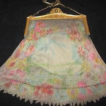 Whiting and Davis Rare Antique Mesh Purse Photo