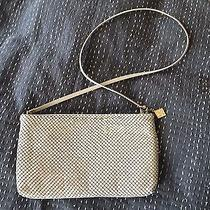 Whiting Davis Beige Bag Photo