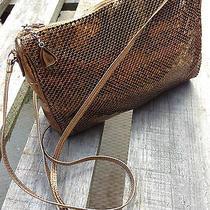 Whiting & Davis Bronze Tone Metallic Mesh Purse/shoulder Bag Photo