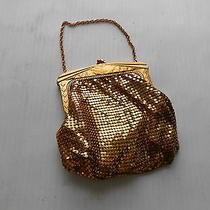 Whiting & Davis Co. Purse Made in the u.s.a. Vintage Photo