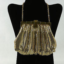 Whiting & Davis Gold Mesh Evening Purse Photo