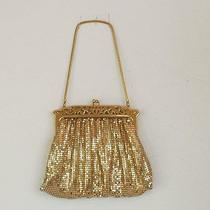 Whiting & Davis Mesh Metal Purse From the 50's Photo