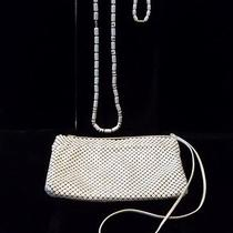 Whiting & Davis Purse With Necklace and Bracelet to Match. Photo
