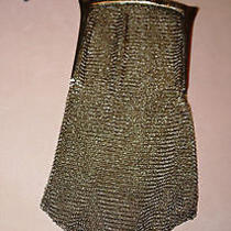 Whiting & Davis Sterling Silver Mesh Purse Photo