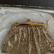 Whiting & Davis Vintage Gold Mesh Purse Photo