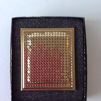 Whiting Davis Vintage Hinged Clasp Picture Frame Small for Purse Rare and Unique Photo