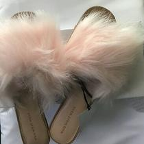 Who What Wear Pink Blushing Louise Slippers Size 10 Slip on Women.   18 Photo