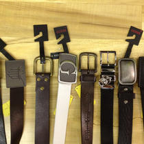 Wholesale of 50 Guess Leather Belts Photo