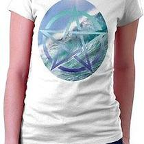 Wicca Witch Pagan Magic Elemental Water T Shirt Mens Womens Photo