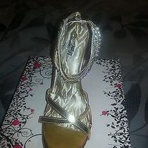 Wild Rose Gold Heels Photo