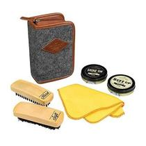 Wild & Wolf Gentlemen's Hardware Shoe Shine Kit Diy Repair and Restore Accessory Photo