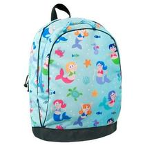Wildkin Mermaids Pocket Sidekick Backpack Preschool to 2nd Grade New Photo