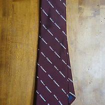 Williams Bally/midway Video Games Maroon Tie Photo
