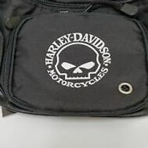 Willie G Harley-Davidson Willie G Skull Bag Belt Guys or Gals Photo