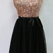 Windsor Black Blush Dance Party Prom Dress 3 - 85 Nwt Photo