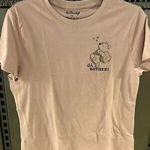 Winnie the Pooh Oh Bother Disney Blush T-Shirt T Shirt Top Ladies Primark Photo