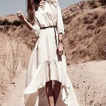 Winter Kate Shiva Silk Maxi Dress (Size Xs) Photo